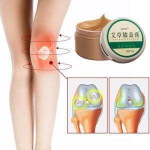Absinthe genou crème genou articulation soulagement de la douleur Patch corps douleur à base de plantes crème soulager chinois masseur soins de santé médical P3E3