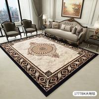 Gentleman dog European living room carpet bedroom bedside tea table sofa cushion padded modern simple luxury full shop