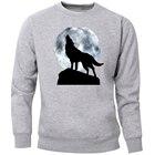 Wolf Moon Hoodies Me...