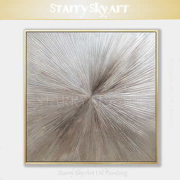 New Design Hand-painted High Quality Abstract Acrylic Painting on Canvas Thick Acrylic Paints Abstract Knife Acrylic Painting фото