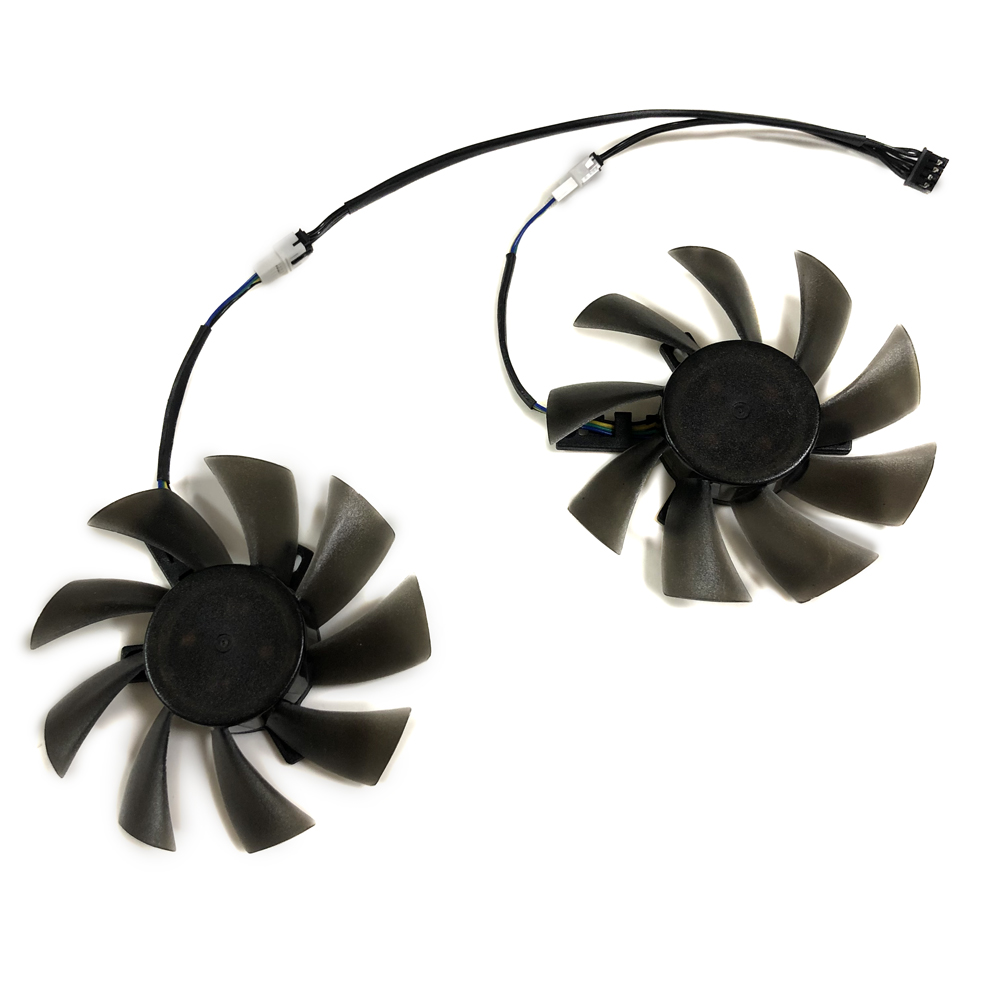 GTX1080Ti GPU Alternative Cooler Cooling Fan T129215SU For KFA2 GEFORCE GTX 1080Ti EXOC Graphics Cards As Replacement image
