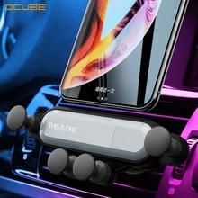 Gravity Car Phone Holder Soporte Celular Para Auto For Iphone 11 Soporte Movil C