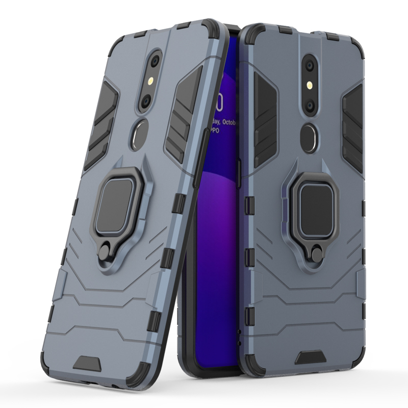 <font><b>Case</b></font> For <font><b>OPPO</b></font> <font><b>F11</b></font> R17 <font><b>Pro</b></font> R15 R11S R11 R9S R9 Plus K3 K1 F9 A5 A1K <font><b>Case</b></font> Shockproof Cover for <font><b>OPPO</b></font> Reno 10X Zoom Realme 5 3 <font><b>Pro</b></font> image