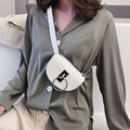4000584465657 - Bolso cruzado para mujer, pequeño bolso de hombro con cadena, PU de alta calidad de cuero de bandolera, bolsos de mano y bolsos de mano para mujer