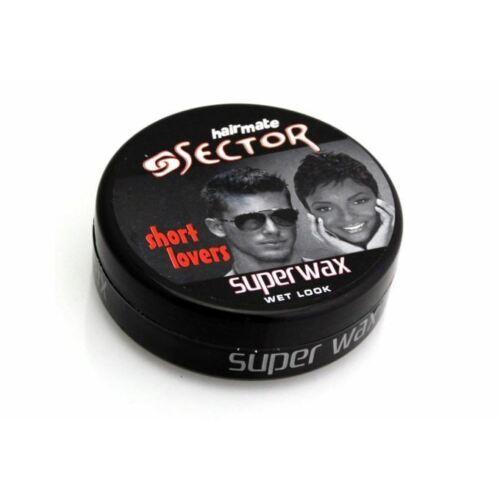 Super HAIR WAX Wet Look ,150ML 5.3oz,waxing ,short Hair