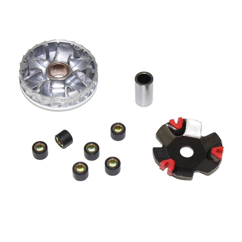 Hot Sale Racing Variator Kit With Gram Roller 80cc Drive Plate For Chinese Scooter Moped ATV 4-Stroke GY6 Engine Front Clutch