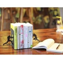 Креативный Марвел Железный человек Капитан металлические настольные подставки держатель для книг украшение дома Офис школьные принадлежности канцелярские принадлежности подарок студенту