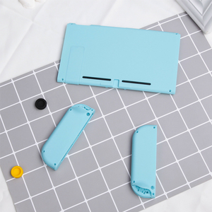 Image 3 - Myriann Replacement switch console back cover for Nintendoswitch NS game console joy con switch housing with 8 colors