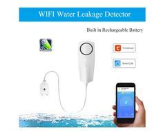 WIFI Liquid Leak Sensor…