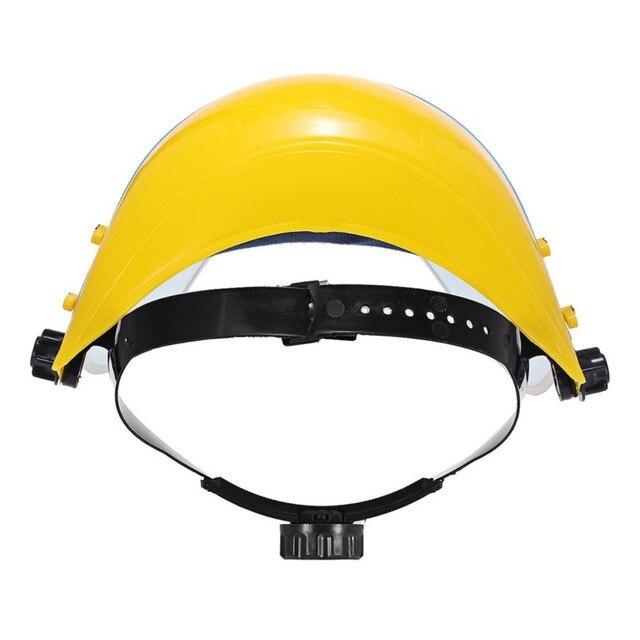 Protective Full Face Mask Welding Helmet Anti-UV Saliva Safety Anti Virus Shield Visor Workplace Protection Supplies 5