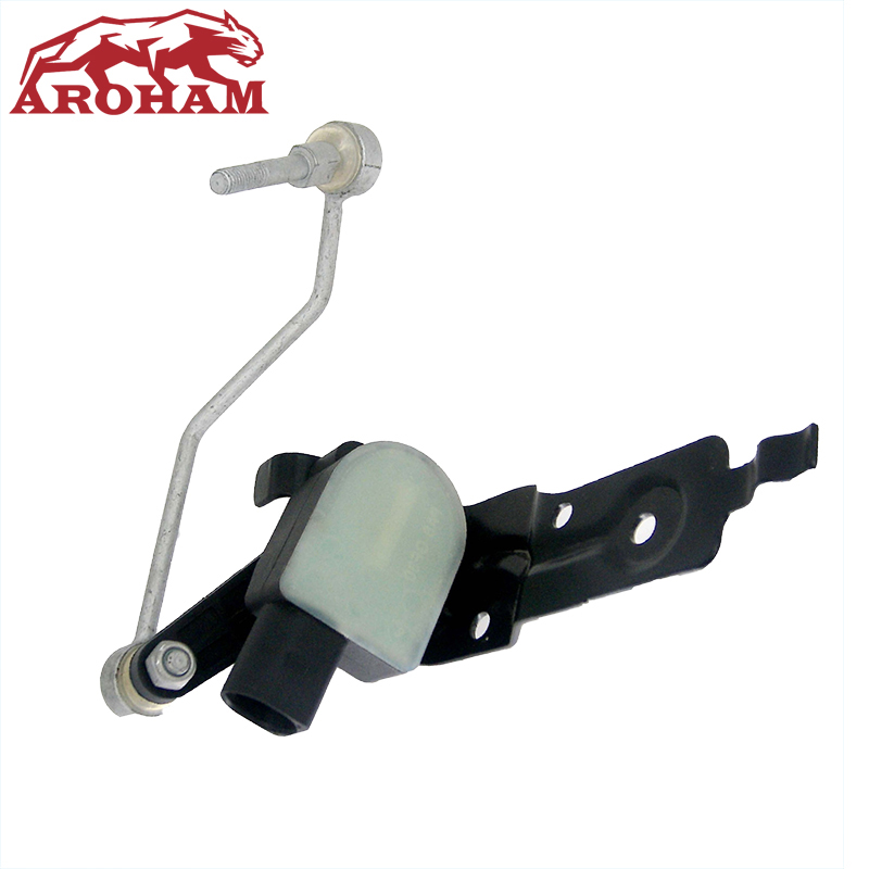 High Quality 1T0907503 4F0941285F Auto Height Sensor Suspension Height Level Sensor For Audi A6L S6 C6 OE <font><b>1T0</b></font> <font><b>907</b></font> <font><b>503</b></font> image