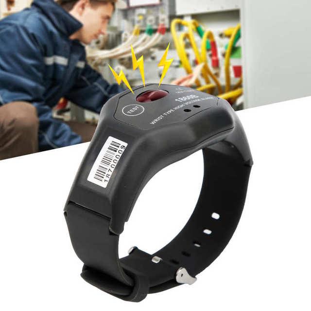 ETCR-1860B Wrist Watch High Voltage Detector High Voltage Alarm KV-132KV  IP54 Non‑contact Sensing For Electric Power Railway