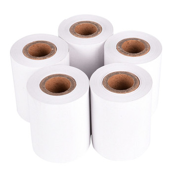 Thermal Paper 57x50mm Thermal Receipt Paper POS Cash Register Receipt Roll For 58mm Thermal Printer image