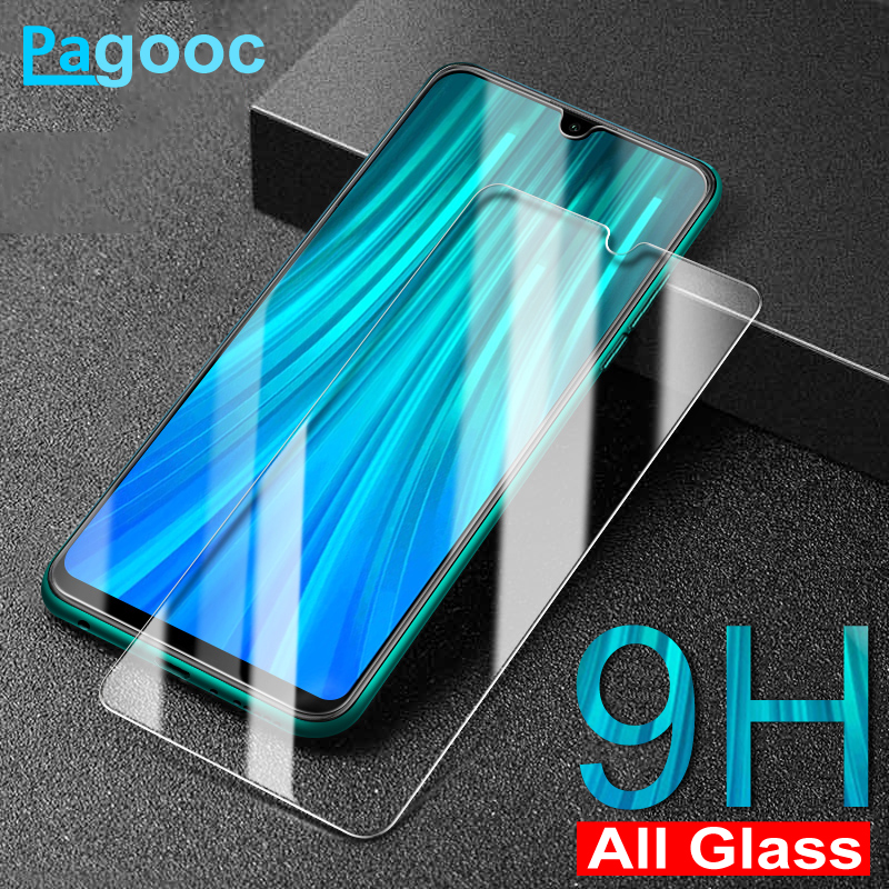 9H Protective Glass On The For Xiaomi Redmi 6 7 8 6 Pro 6A 7A 8A Redmi Note 6 7 8 Pro 8T Screen Protector Tempered Glass Film