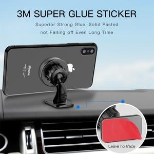 Image 5 - Yesido Magnetische Auto Telefoon Houder Voor Iphone Samsung 360 Graden Gps Magnetische Mobiele Telefoon Stand Air Vent Mount Auto Houder & Kabel