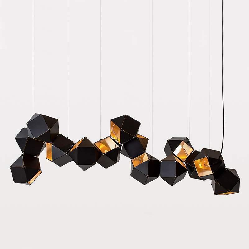 Modern Luminaire Luminaria Iron  LED  Pendant Lights Bedroom Luminaria Pendente Lustre Pendente Deco Chambre