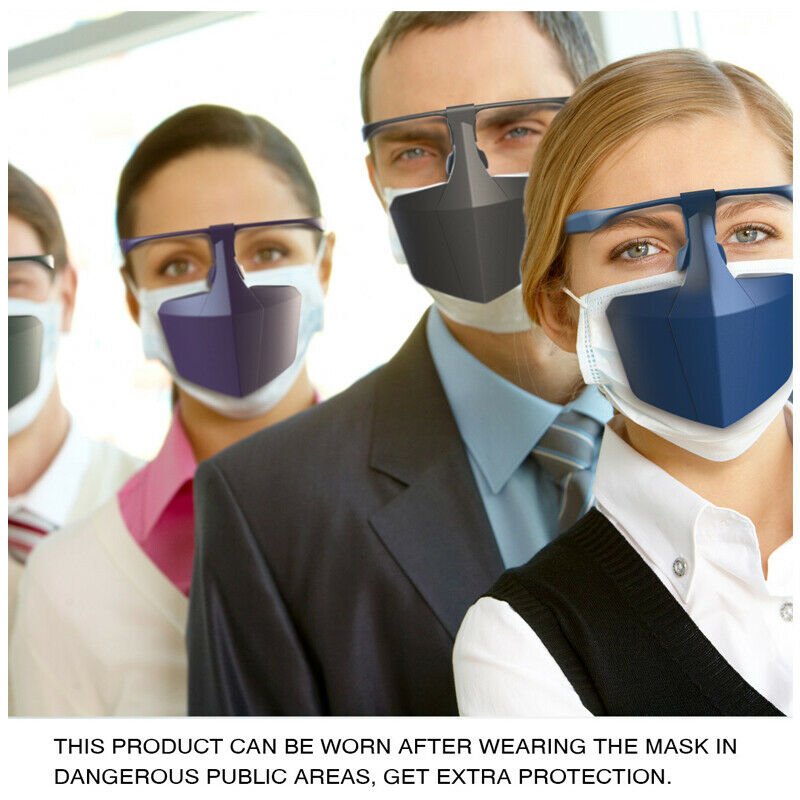 Gas Mask Full Face  Protective Mask  Security Outdoor Isolation Mask Face Protection Fully Sealed Breathing Apparatus