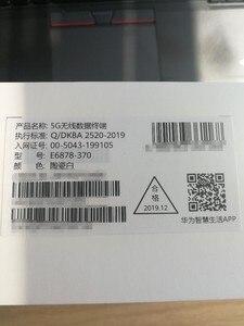 Image 5 - Huawei 5G Mobile di WiFi Pro E6878 370 5G NSA/SA n41/n77/n78/n79 4G B1/3/5/7/8/20/B28/B32/B34/B38/39/40/41/42/43 8000Mah Banca di potere