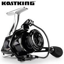 KastKing Megatron Spinning Fishing Reel 7+1 Ball Bearings 18KG Max Drag 5.0:1/4.5:1 Gear Ratio Saltwater Spinning Fishing Coil