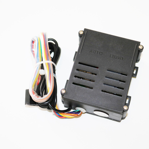 Image 5 - ELISHASTAR Auto Light Sensor With Headlight Switch Leaving Home Coming Home Function For  Polo Golf 4 Passat B5 5ND941431B