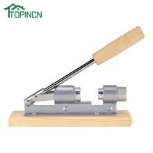 Manual Walnut Cracker Stainless Steel Nut Cracker Mechanical Sheller Nutcracker Nut Opener Portable Opener Kitchen Clip Tools