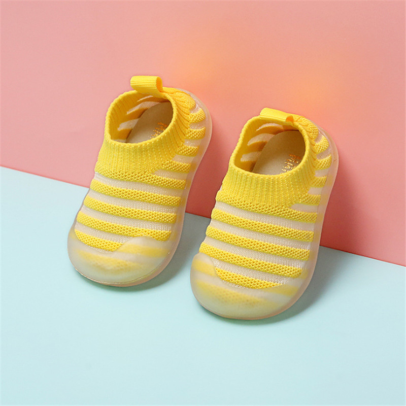 DIMI 2020 Spring Baby Shoes Boy Girl Breathable Toddler Shoes 0-3 Year Infant Sneakers Soft Comfortable Child Shoes