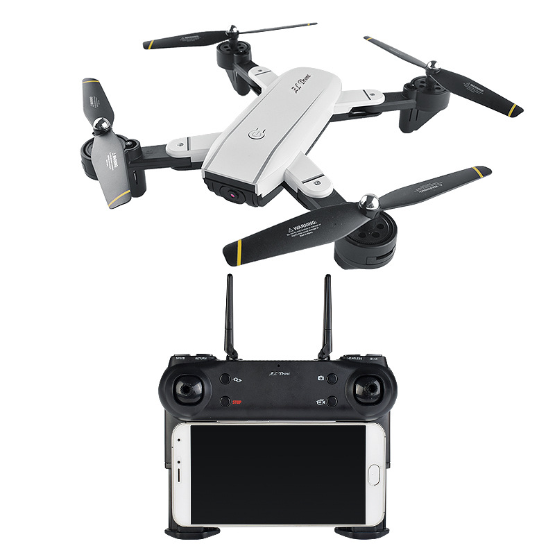 Sg700 Folding Unmanned Aerial Vehicle Gesture Photo Shoot Optical Flow Double Camera Set High Aerial Photography Quadrocopter To