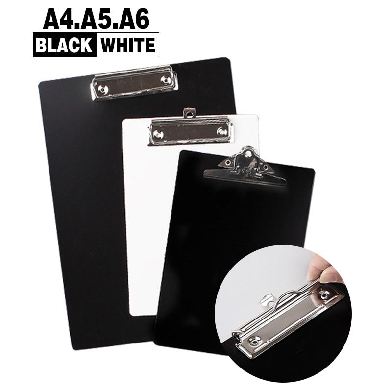A4 Board A5 Folder A6 Pad Writing Board Folder Menu Folder Bill Folder Plastic Office Student Stationery