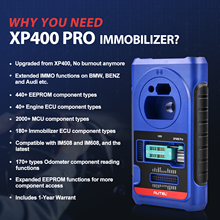 Autel XP400PRO Adapter Chip Lập Trình Viên Công Cụ Chẩn Đoán Làm Việc Với Autel MaxiIM IM608 IM508