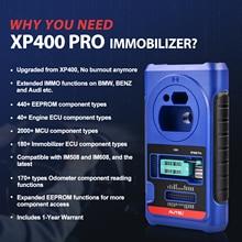 Autel XP400PRO 어댑터 칩 프로그래머 진단 도구 Autel MaxiIM IM608 IM508 작동