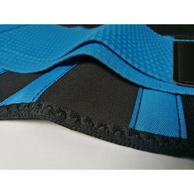Sport Waist Trainer Cincher Weight Loss for Women Firm Control Sweat Thermo Wrap Body Shaper Belt Gym Plus Size S-3XL Shapewear 4