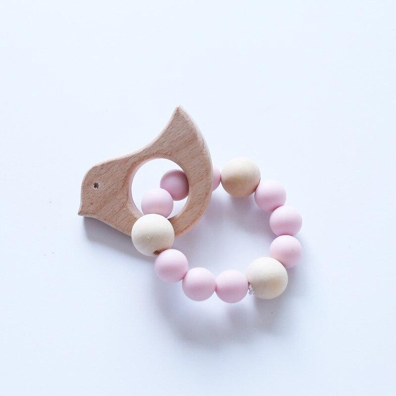 INS AliExpress Amazon Hot Selling Infant Building Blocks Molar Rod Cute Animal Non-toxic Infant Building Blocks Toy