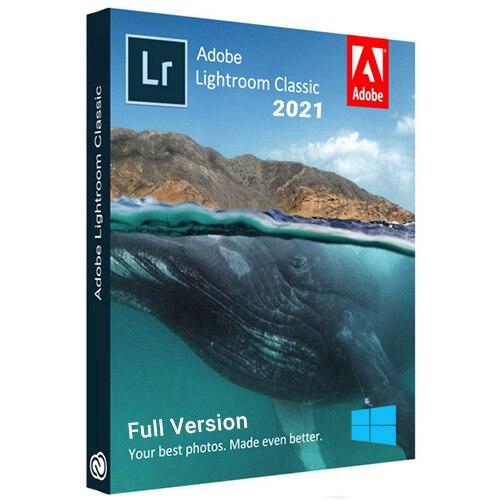 Lightroom clássico cc 2021 software windows
