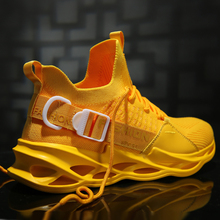 Plus Size Spring New Men Sports Shoes Comfortable Outdoor No