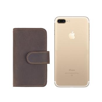 Mężczyźni o dużej pojemności długi telefon organizator czarny portfel skórzane portmonetki męskie z nadgarstkiem tanie i dobre opinie LingJiao Pai Prawdziwej skóry Skóra bydlęca leather 15cm Stałe 14cm Pieniądze klipy 13cm H1-5 HZ1-4 F1-2 Z5-6