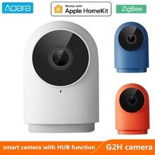 Aqara G2H Smart Camera 1080P HD with Gateway HUB Function Night Vision Zigbee Video IP Camera For Xiaomi  Aqara Home Homekit