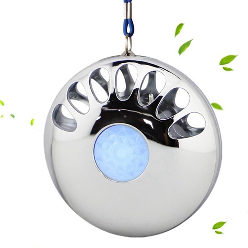 Персональное носимое ожерелье для очистителя воздуха мини портативный освежитель воздуха ионизатор генератор отрицательных ионов низкий ...