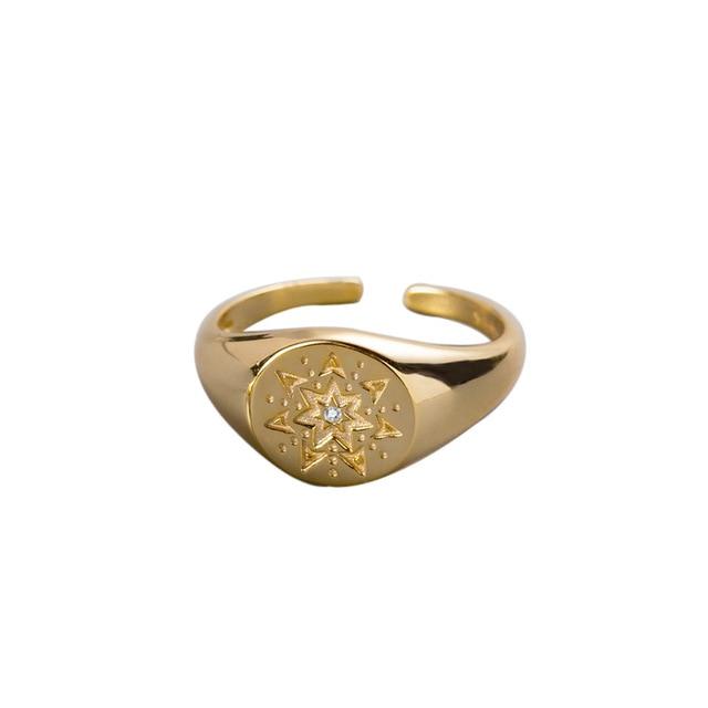 Купить leouerry 925 пробы серебряные креативные кольца с гравировкой картинки цена