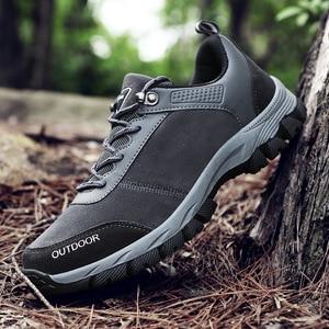 Image 1 - 큰 사이즈 49 신발 남성 스니커즈 레이스 업 캐주얼 남성 신발 봄 경량 통기성 워킹 신발 Zapatillas De Deporte