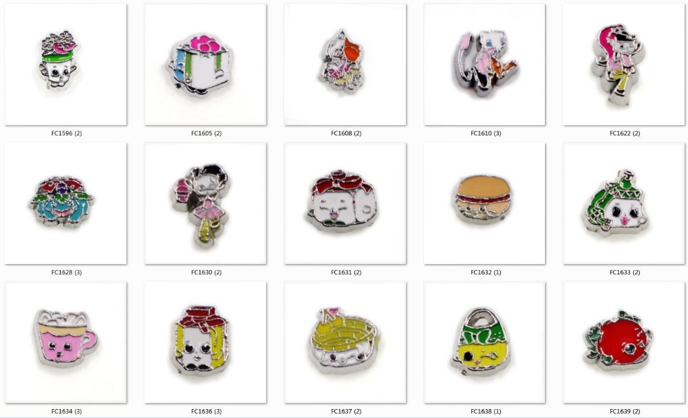 10pcs MOM heart Floating charms For Glass living memory Locket FC163-1
