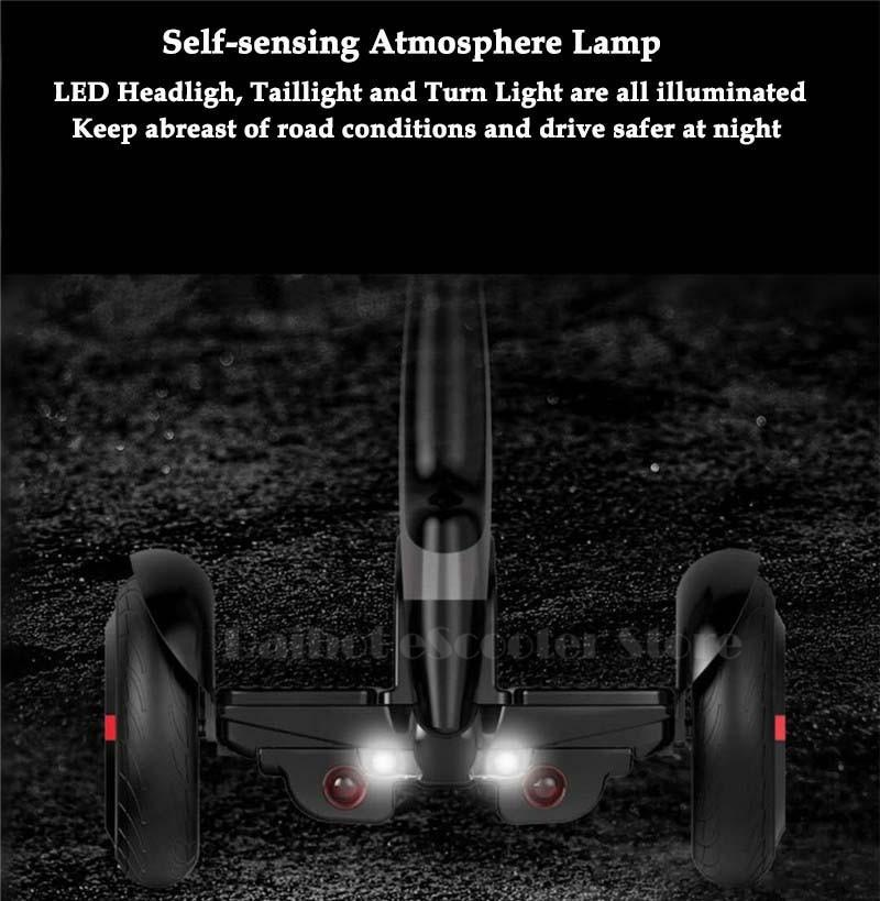 Daibot Powerful Electric Scooter 700W 54V 2 Wheels Self Balancing Scooters Kids Adults Balance Scooter Hoverboard APPBluetooth (11)