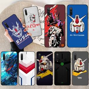 Rx-78-2 Gundam чехол для телефона чехол для Xiaomi Mi10 10Pro 10 lite Mi9 9SE 8SE Pocophone F1 Mi8 Lite