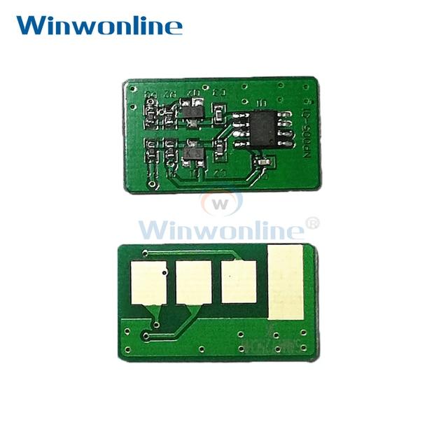 5PCS SCX-D4725A MLT-D119S 4725 Chip de cartucho de tóner para Samsung SCX 4725F 4725FN 4321hs 4521hs D4725A ML 2010, 2510, 2570, 2571