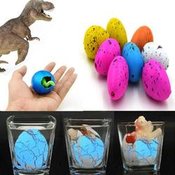6pcs Cute Dinosaur Eggs Kids Toy Add Water Growing Dinosaur Surprise Eggs Toy For Kids Educational Play Toys Gifts Random Color