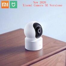 كاميرا آي بي ذكية جديدة من شاومي Mijia إصدار جديد 1080P 360 زاوية الذكاء الاصطناعي للكشف عن الرؤية الليلية مراقبة الطفل