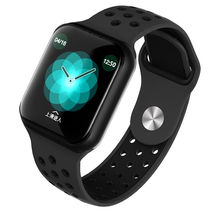 Smart Watch Men Women Heart Rate Blood Pressure Band F8 SmartWatch Waterproof Sport Watch fitness tracker Bracelet PK B57 iwo 8