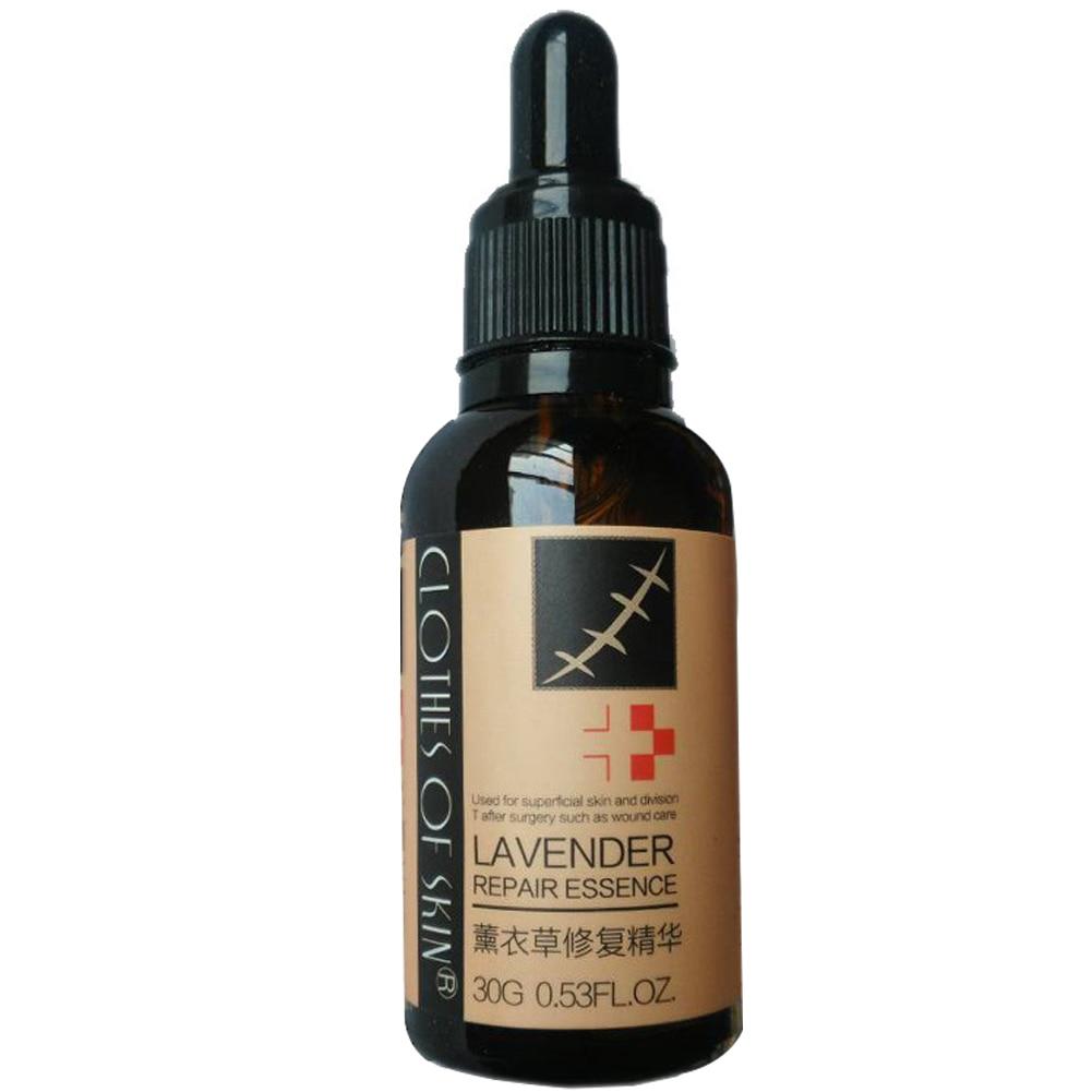 Skin Smooth Portable Desalt Scar Fungus Moisturizing Lavender Restoration Repair Treatment Revive Essence Skin Care