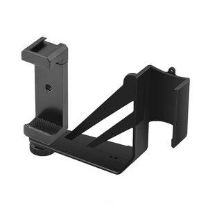 Image 4 - Pour support de téléphone de poche trépied pliant 3.5mm adaptateur micro câble de données Microphone pour DJI Osmo poche 2 accessoires dextension de caméra