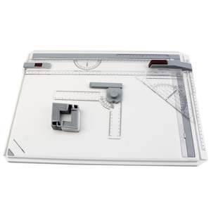 Table Palette Painting Drawing-Board Parallel-Motion A3 with Angle-Draftsman Art