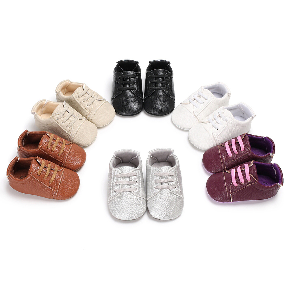 Cute Baby Summer Sandals First Walker Solid Soft Sole Shoes Suit For 3-18 Months